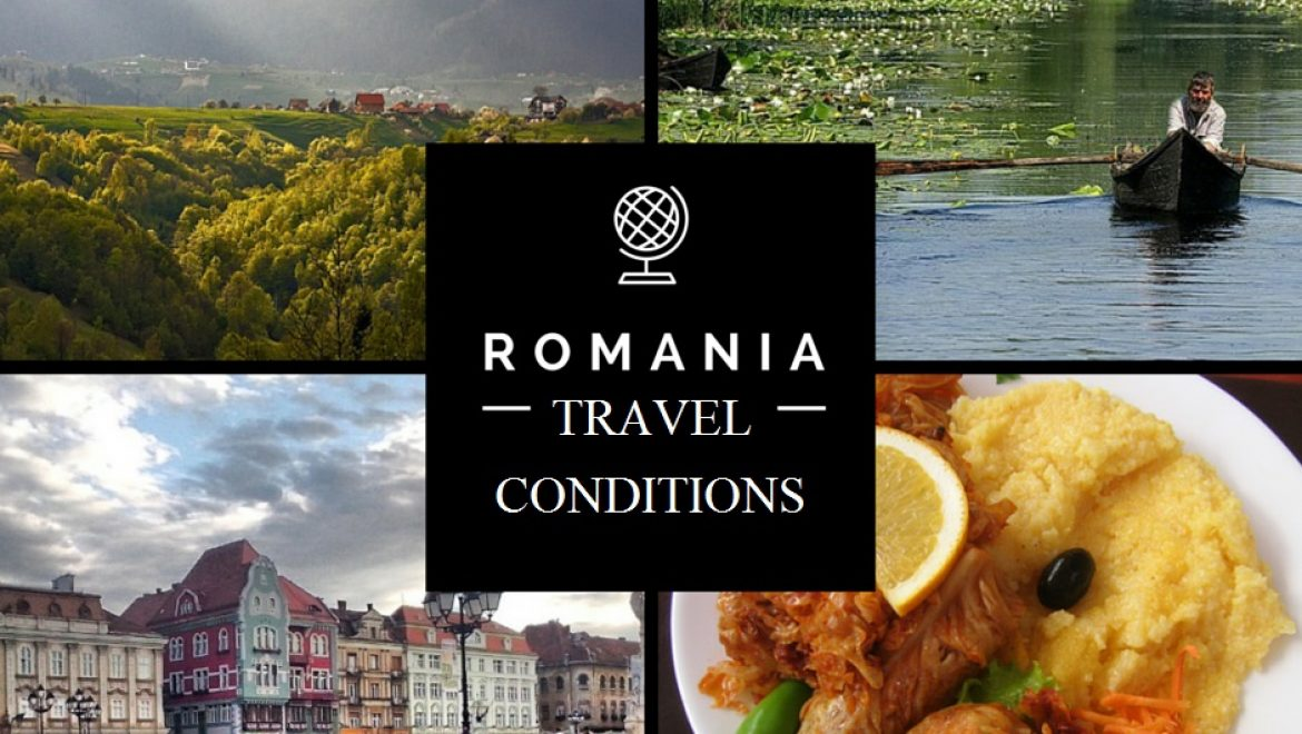 Travelling to Romania