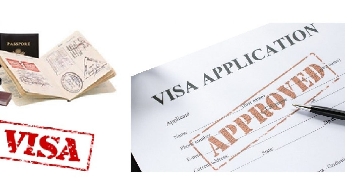 Short stay visa conditioned by invitation