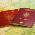 Pasapoarte Romanesti