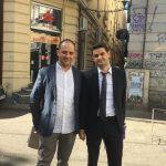 Mr.Omar si Mr.Ayman