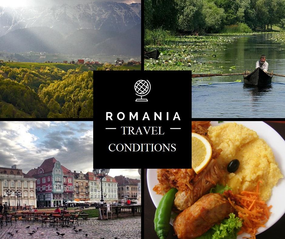 Calatoria in Romania